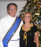Pastor Frank and Carol