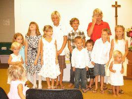 St. Matthew's children choir