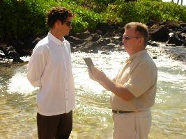 Mason's Baptism
